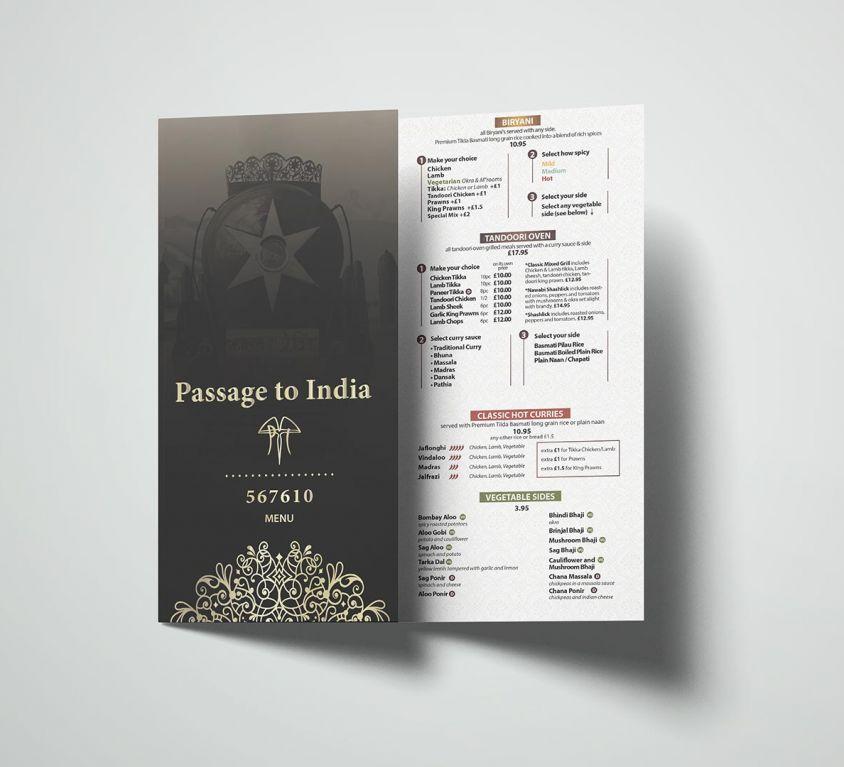 Passage to India – Branding & Marketing