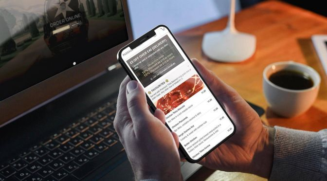 mobile ready online ordering