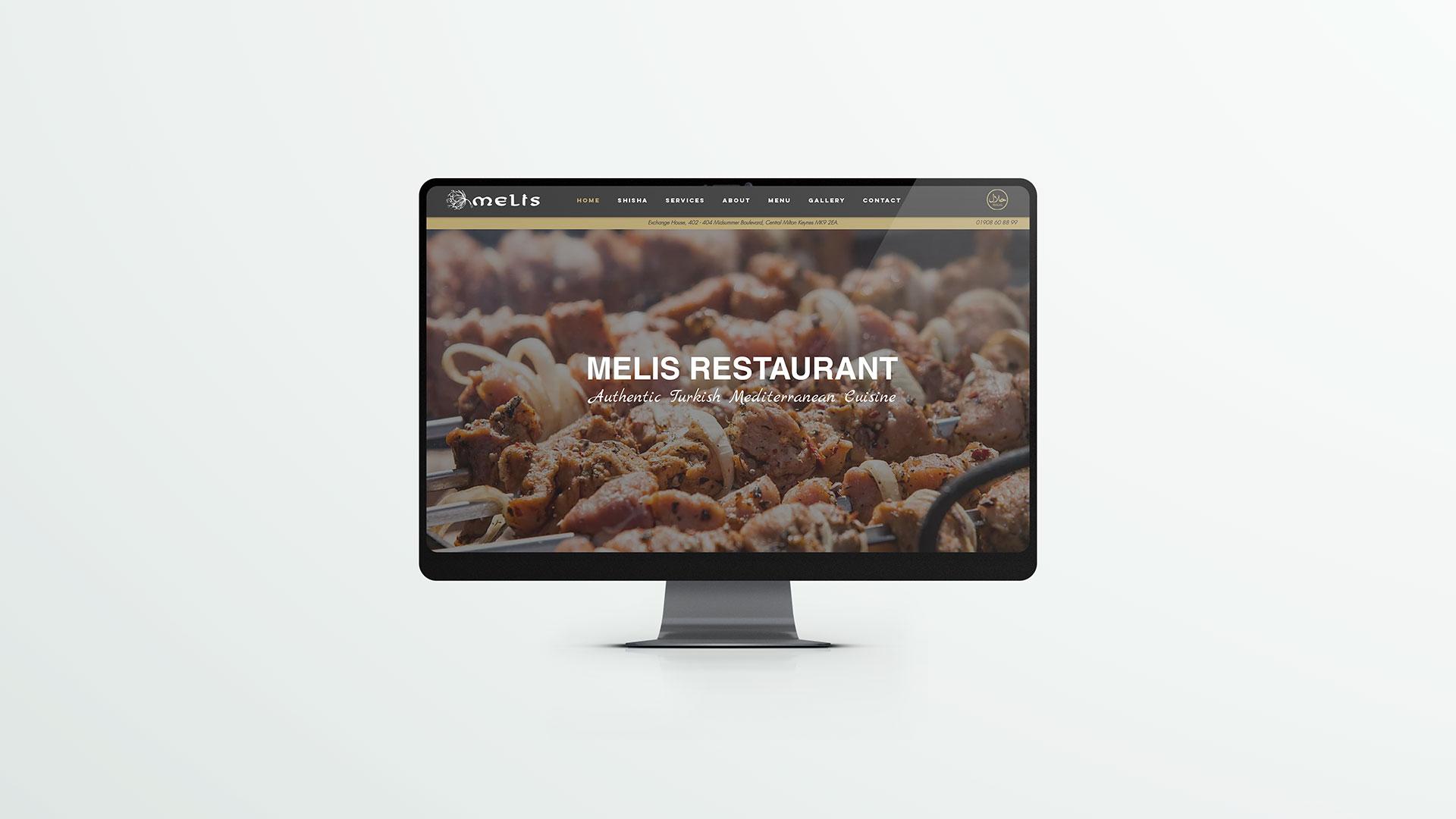 web site design desktop