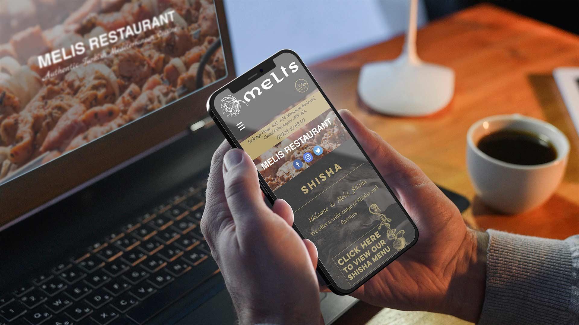 web site design mobile