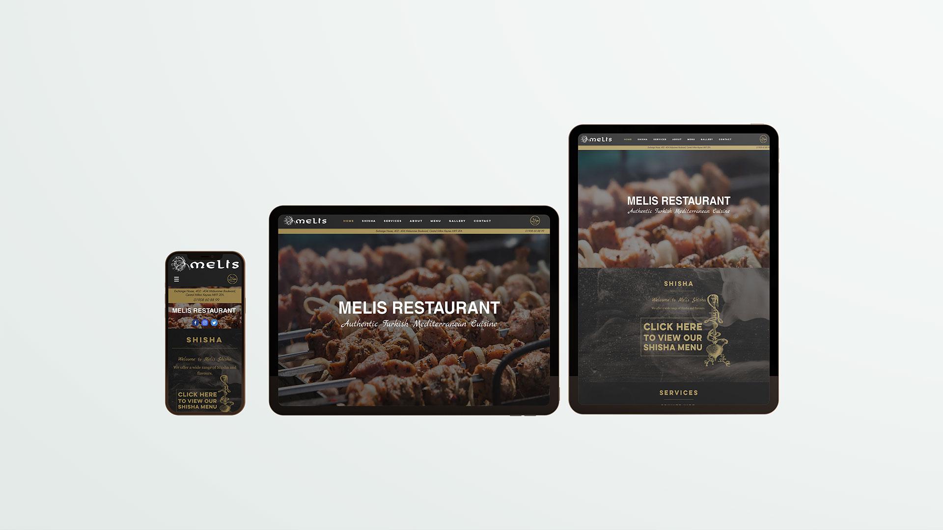 web site design responsive